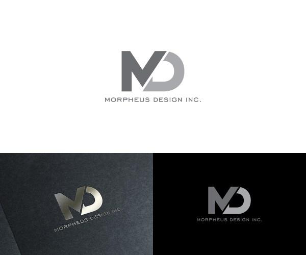 Building Logo Design Morpheus . In