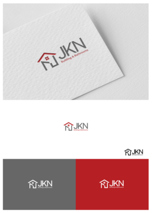 Logo Jkn Png : Design, Building, &, Bathrooms, Shabanajob, #24508229
