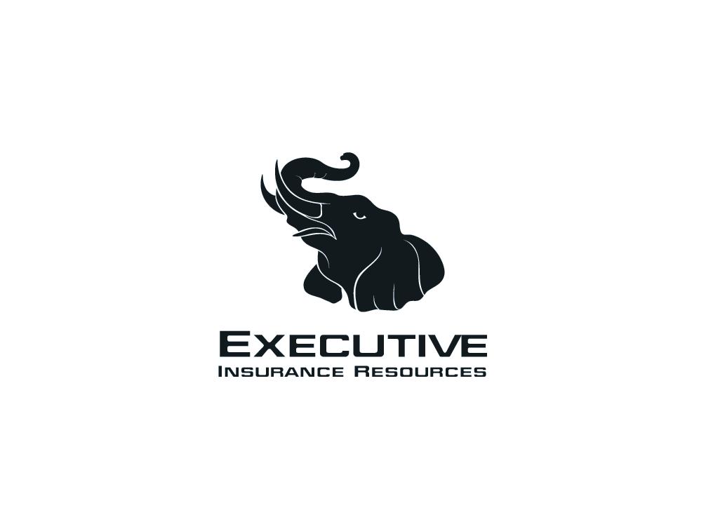 Serious, Bold, Insurance Logo Design for Executive