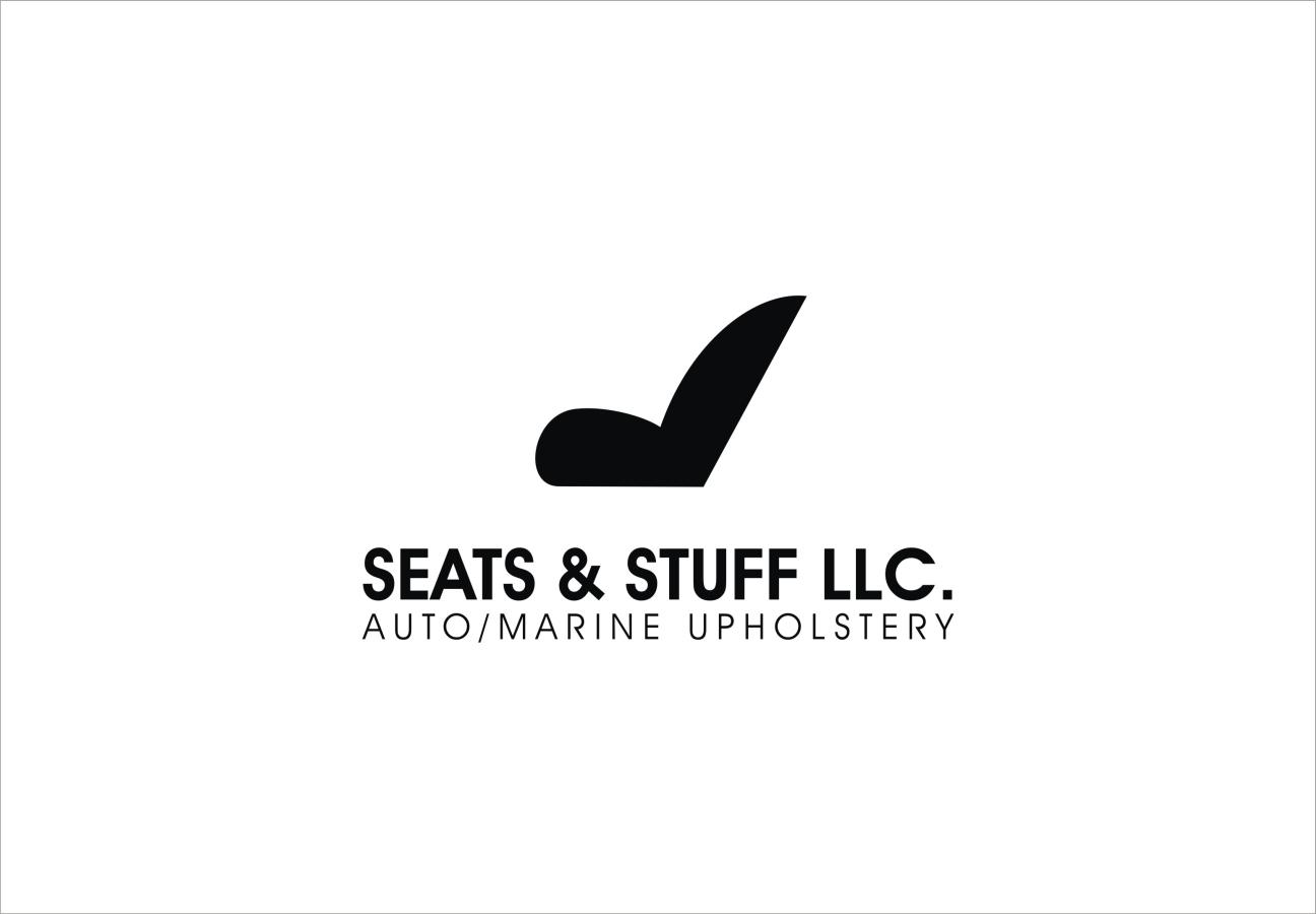 Bold, Serious, Business Logo Design for SEATS & STUFF LLC