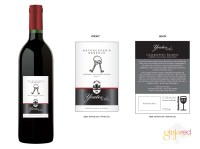 Elegant, Upmarket, Restaurant Label Design for a Company ...