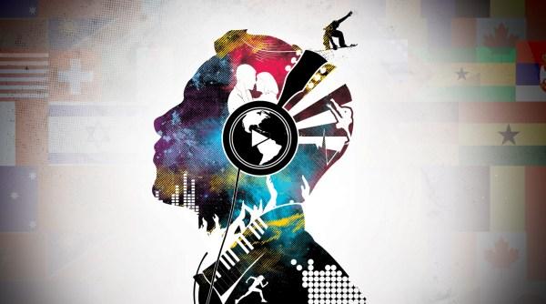 Graphic Design Artwork for Music