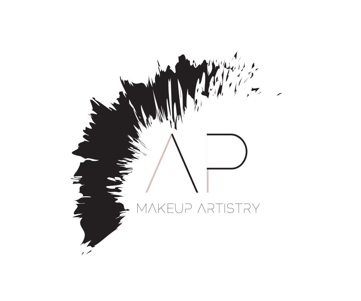 Business Logo Design for AP Makeup Artistry by Aleksas