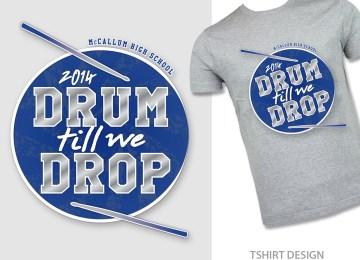 65b6d06f High School T-shirt Design Ideas | Us 14 99 Men S Rock N Roll High ...