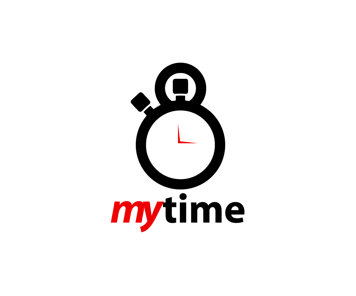 Electronic Logo Design For Mytime By Andre Swaby Creative