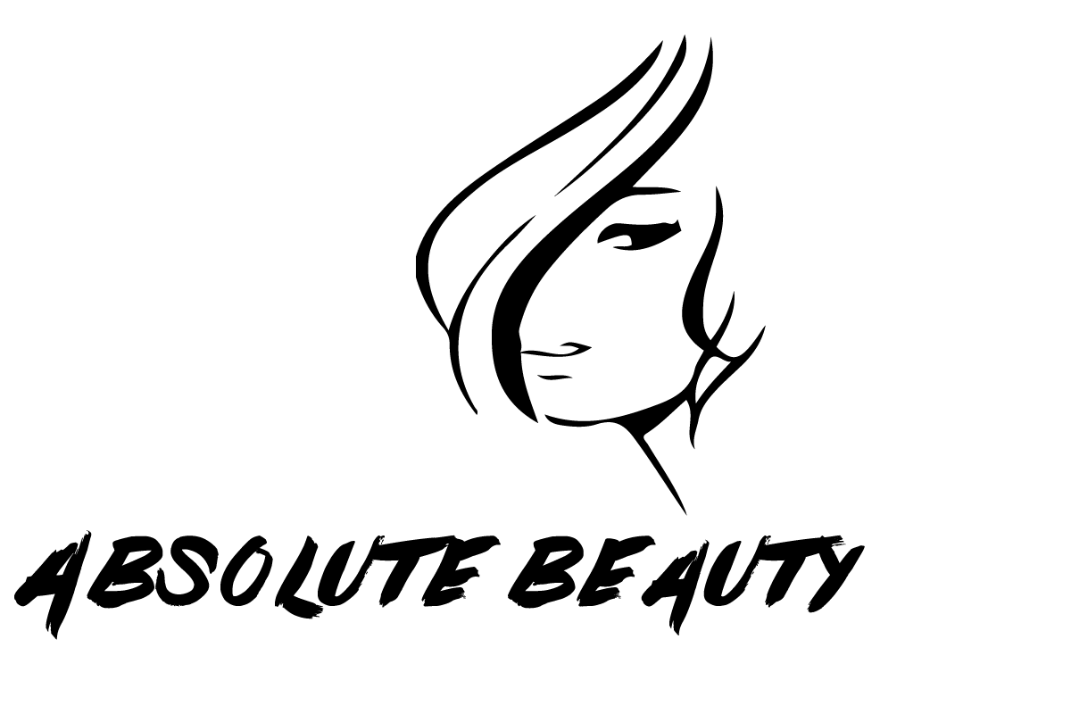 Modern Professionell Salon Logo Design Fur Absolute