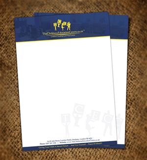 letterhead design custom letterhead