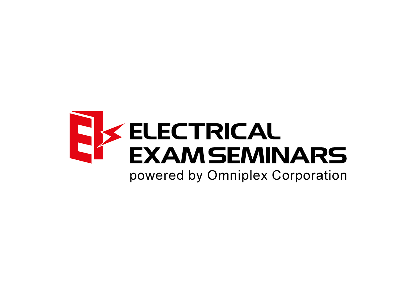 Electrical Logo Design For Electrical Exam Seminars Tm