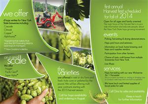 16 Brochure Designs Farm Brochure Design Project For Crooked Creek