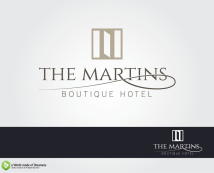 Business Logo Design Martins Boutique Hotel