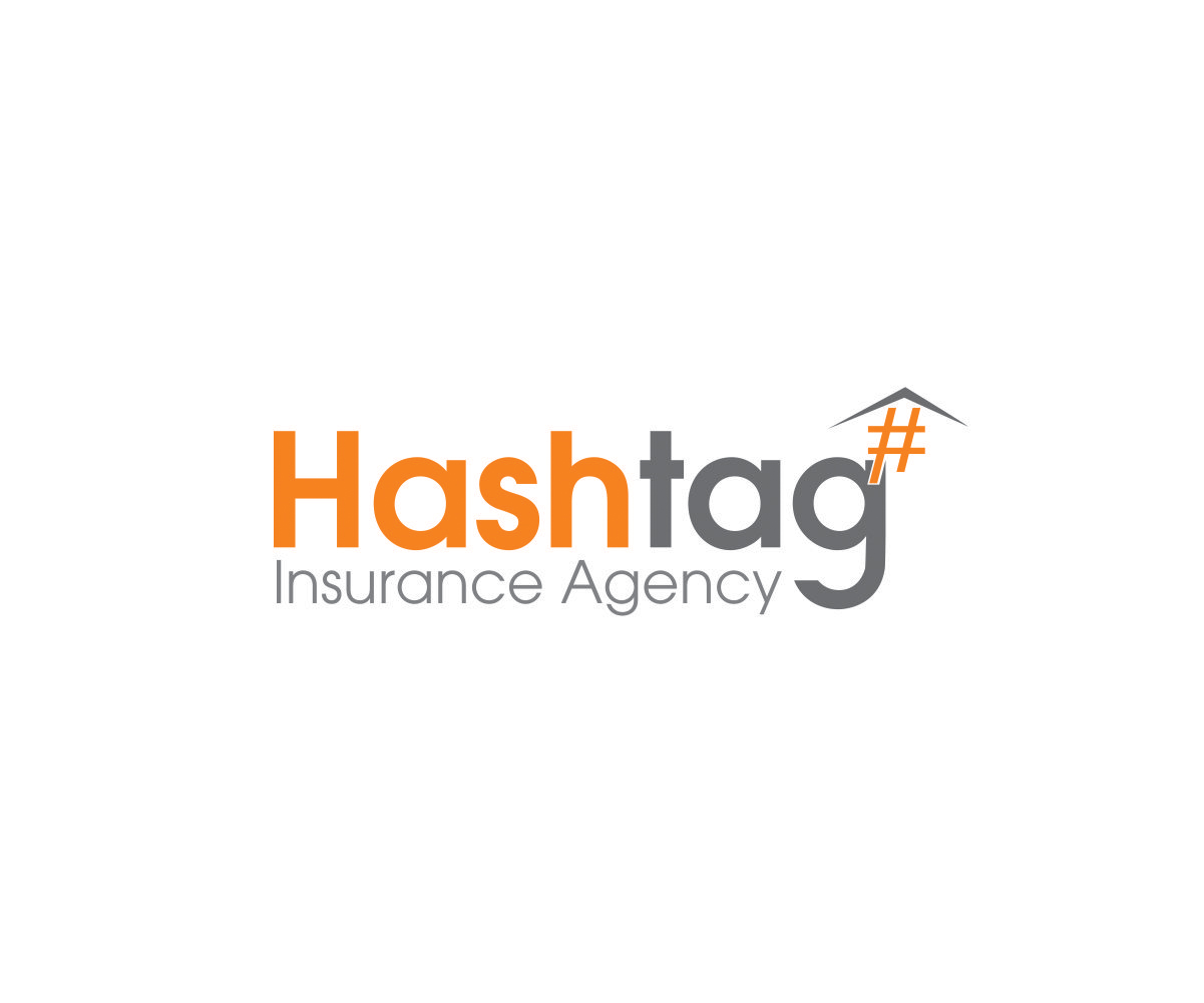 34 Professional Insurance Logo Designs for Hashtag