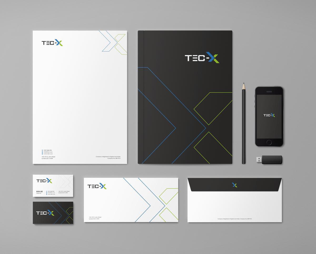 Bold Modern Business Stationery Design for a Company by katytak  Design 4259971