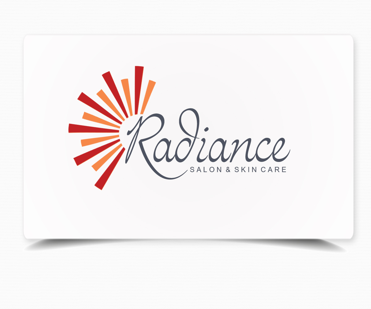 Elegant, Serious, Retail Logo Design for Radiance Salon
