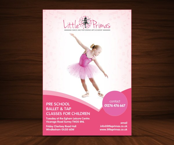 School Dance Flyer Template