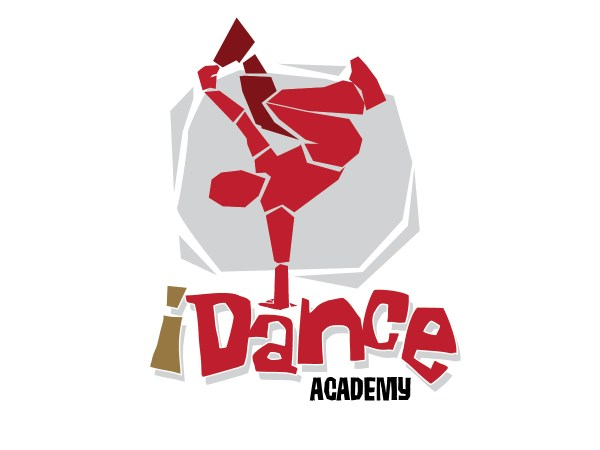 Modern Upmarket Embroidery Logo Design 'international Dance Academy' 'idance.academy