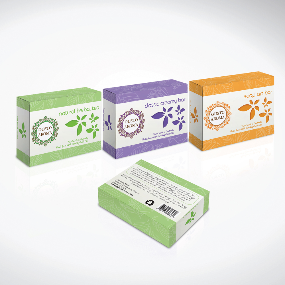 Packaging Design for a Company by tuan1968  Design 4751857