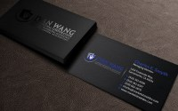 Accounting Business Card Design for a Company by ...