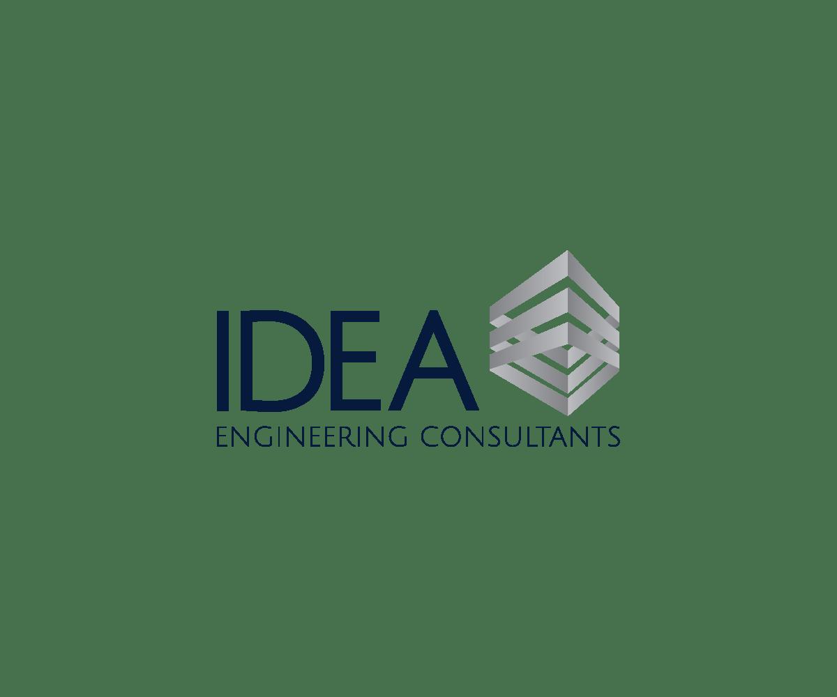 Elegant Modern Engineering Logo Design For Idea