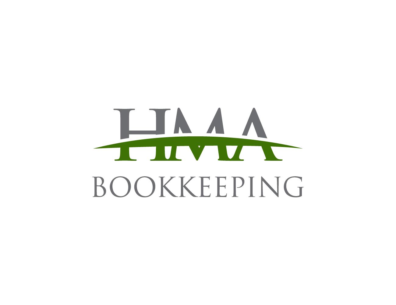 Business Logo Design for HMA Bookkeeping by En_drow
