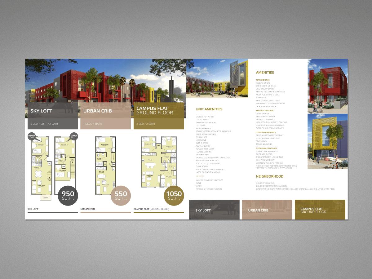 Bold Modern Brochure Design For Edward Stgeorge By Pauloserrano