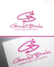 hair salon graphic design crowdsourced