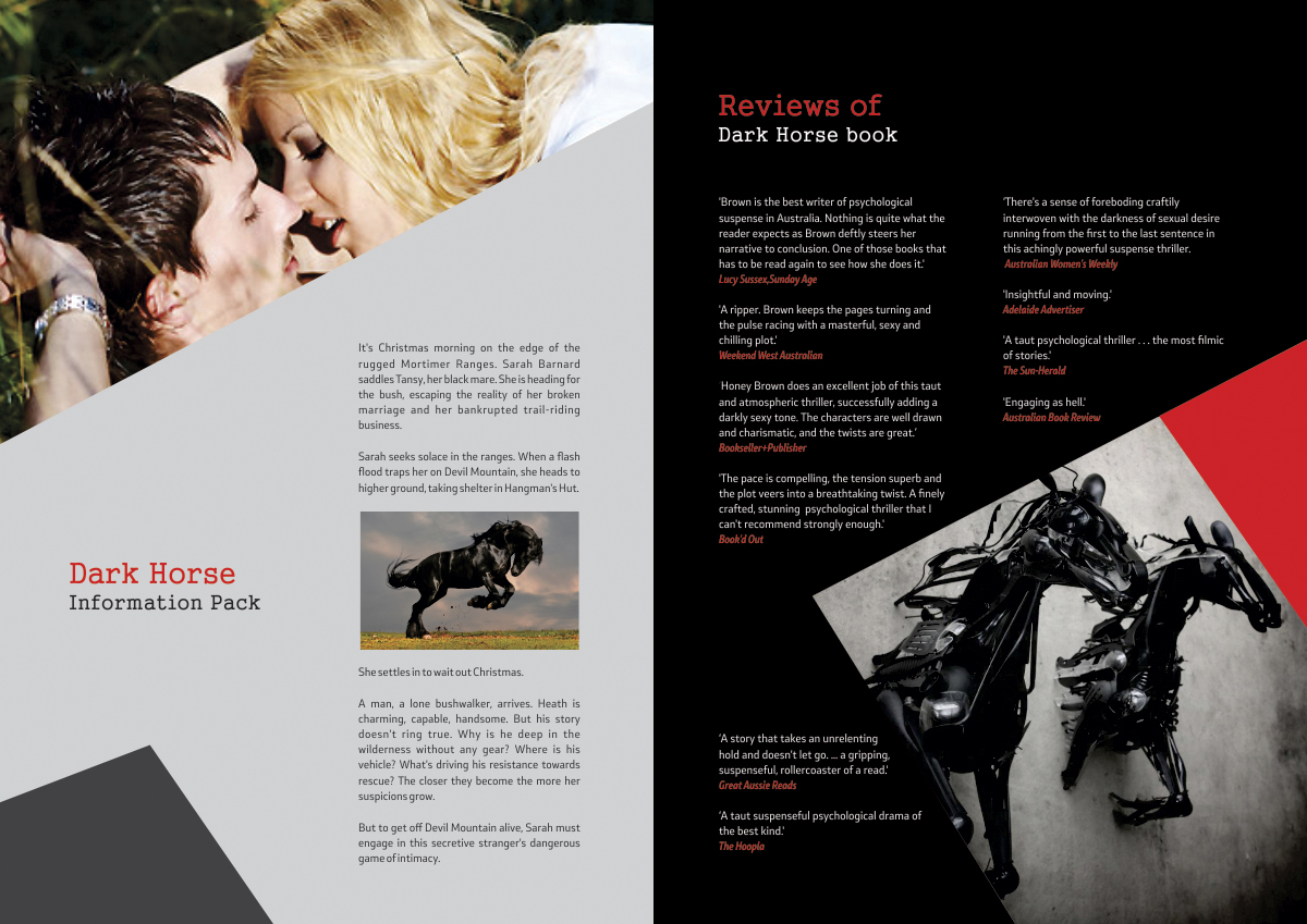Modern Upmarket Industry Brochure Design For A Company By