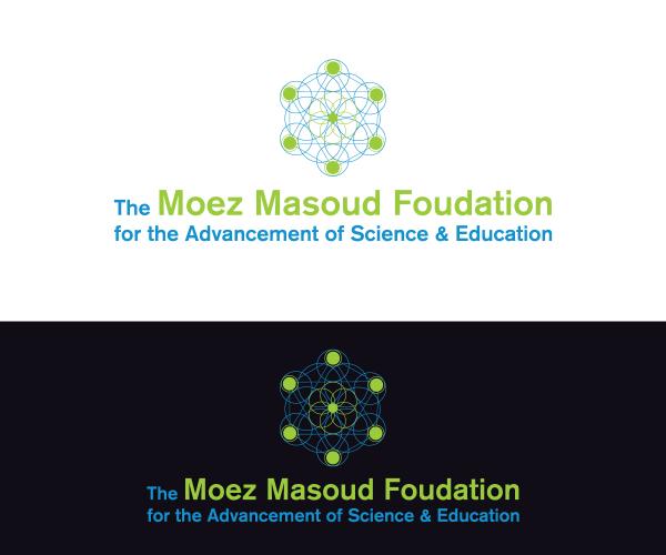 Elegant Playful Education Logo Design Masoud