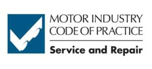 Motor Industry Code of Practice Badge