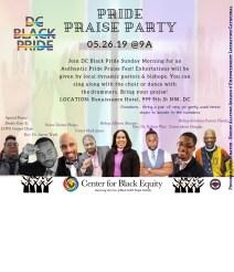 Pride Praise Party