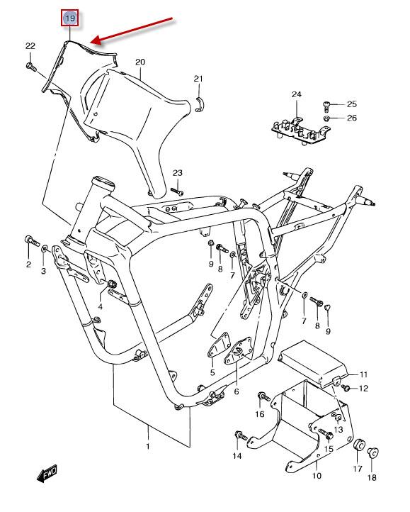 1987 Suzuki Intruder 1400 Wiring Diagram 1987 Suzuki