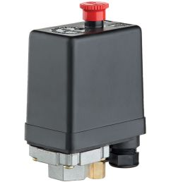 clarke pressure switch 1 port 20 amp single phase [ 1000 x 1000 Pixel ]