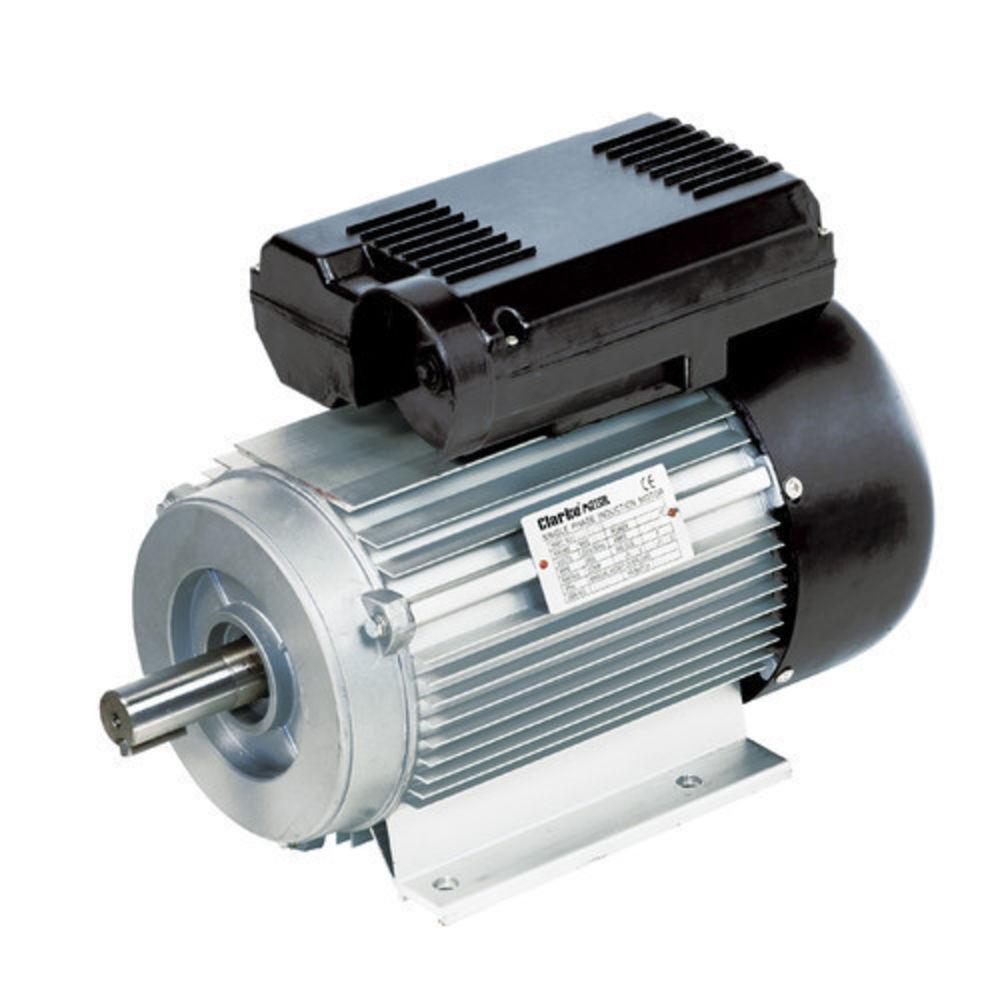 medium resolution of clarke 4hp single phase 2 pole motor