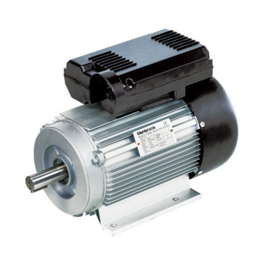 small resolution of clarke 4hp single phase 2 pole motor