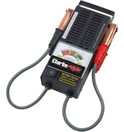 clarke cvt2 12v battery tester [ 1000 x 1000 Pixel ]