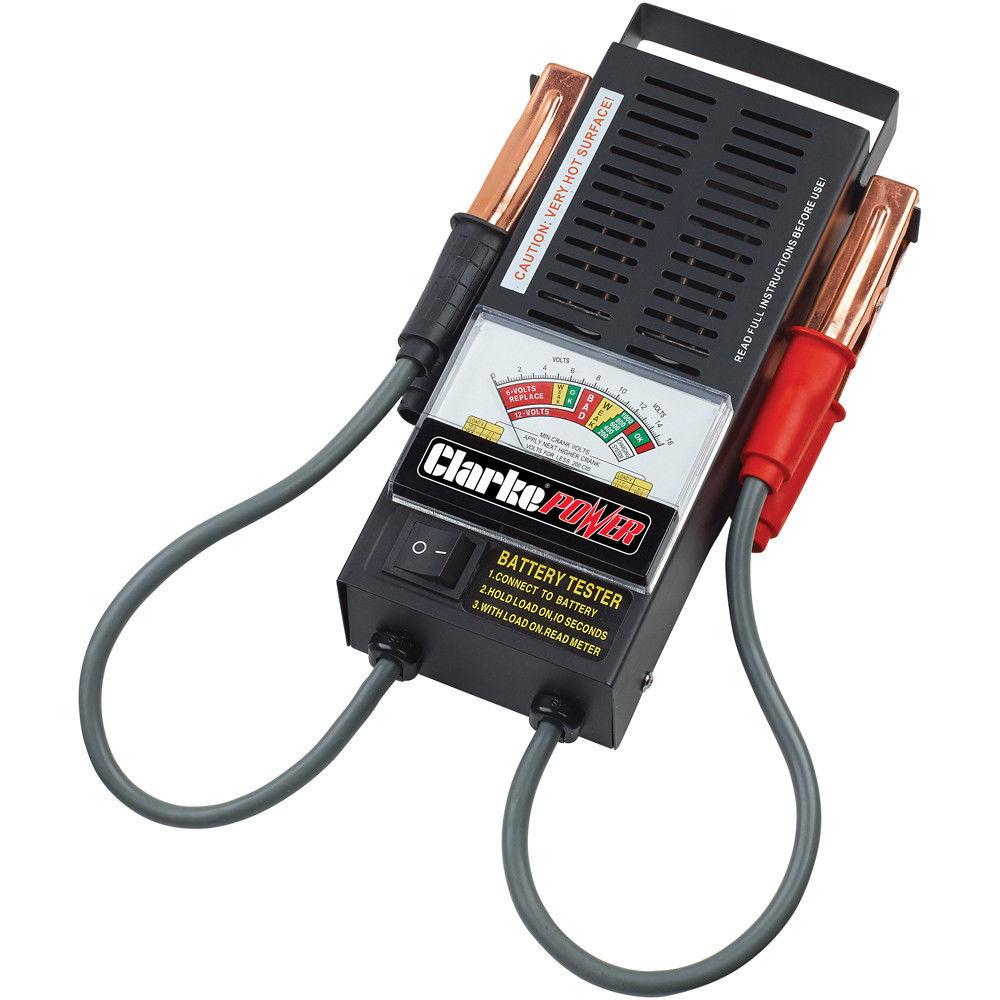 medium resolution of clarke cvt2 12v battery tester