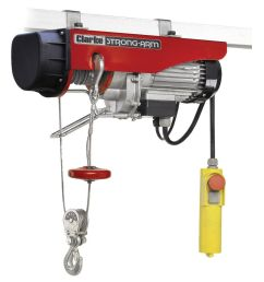 clarke ch4000b 400kg electric power hoist [ 1000 x 1000 Pixel ]