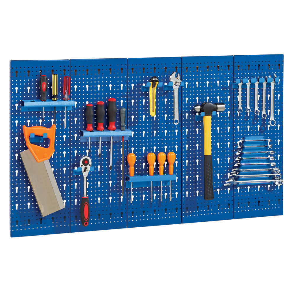 wall mounted tool rack  Racks Blog Ideas