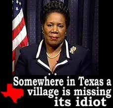 Image result for sheila jackson lee somewhere in texas a village