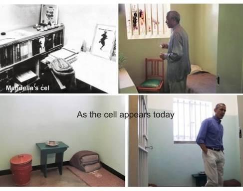 mandela's cell 2