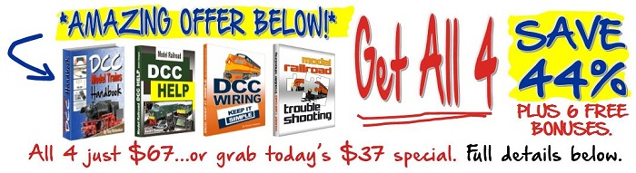 dcc books for the model railroader