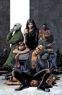 The Doom Patrol New 52