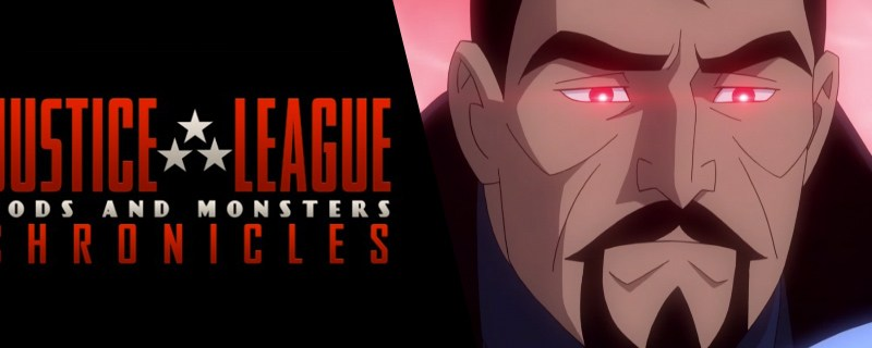 Justice League: Gods and Monsters Chronicles – Episode 2 – DC Comics
