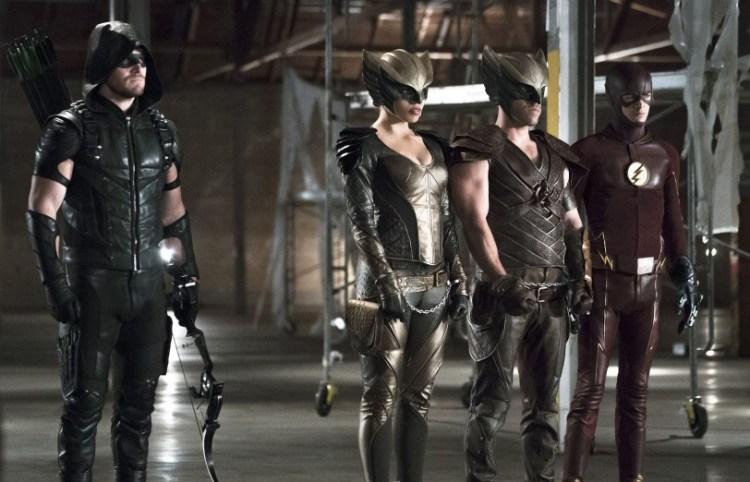 The_Flash_Arrow_Hawkgirl_Hawkman