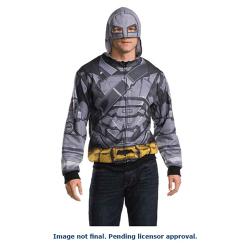 Batman v Superman Armored Batman Hooded Costume
