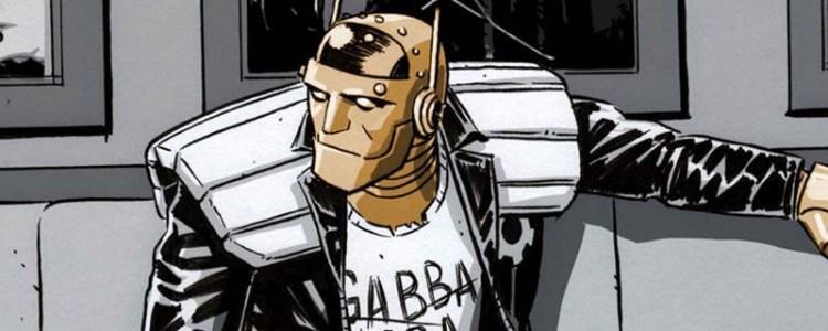 Brendan Fraser Cast As Robotman In Doom Patrol Dc Comics Movie