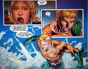 Aquaman 2 Bloody Hell