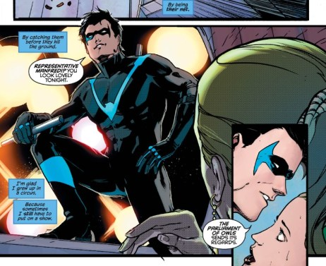 Nightwing 1 Parliament Regards
