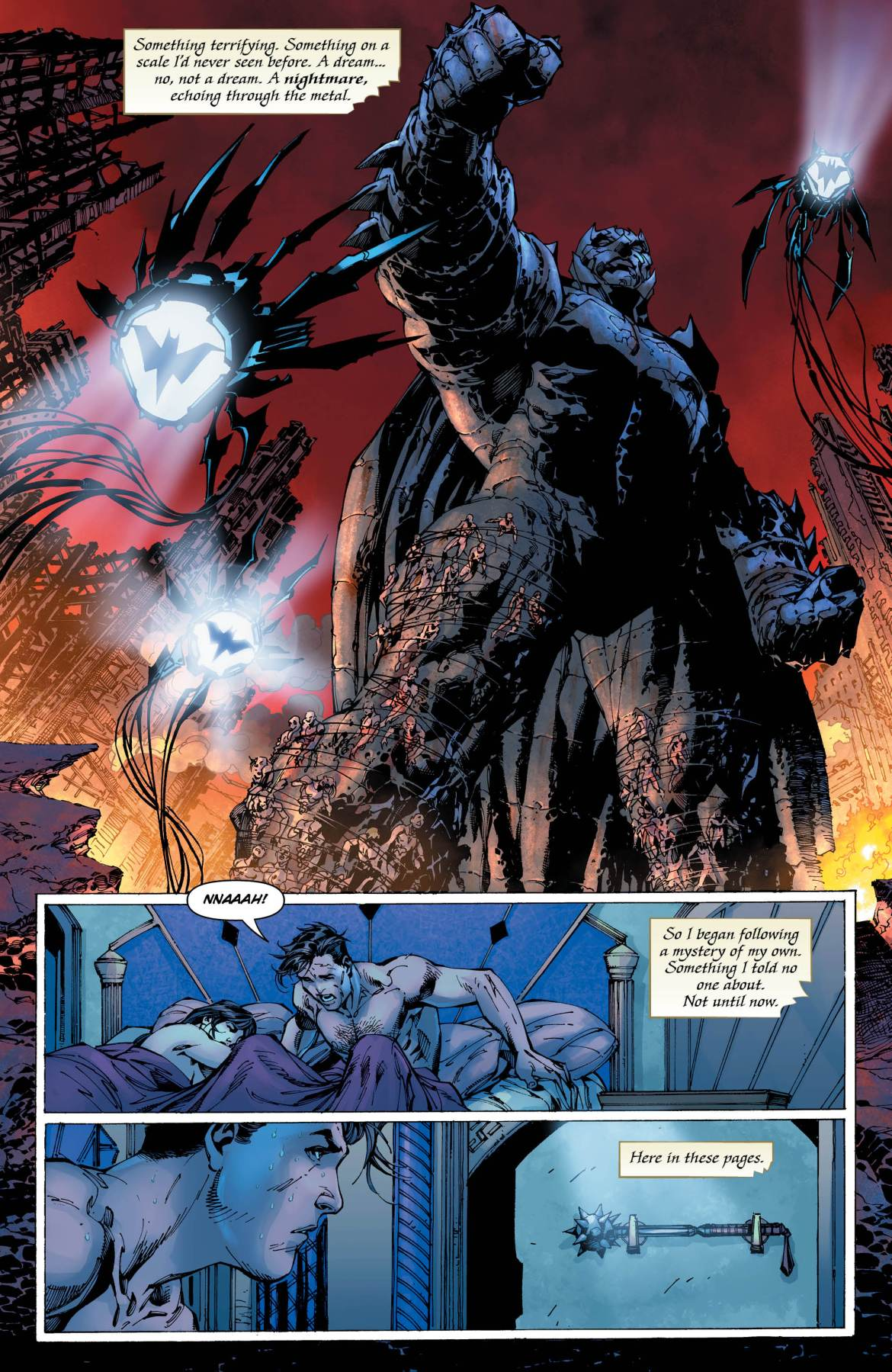 Dark Days The Forge 12 - DC Comics News