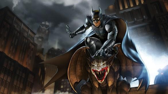 telltale games batman the enemy within dc comics news