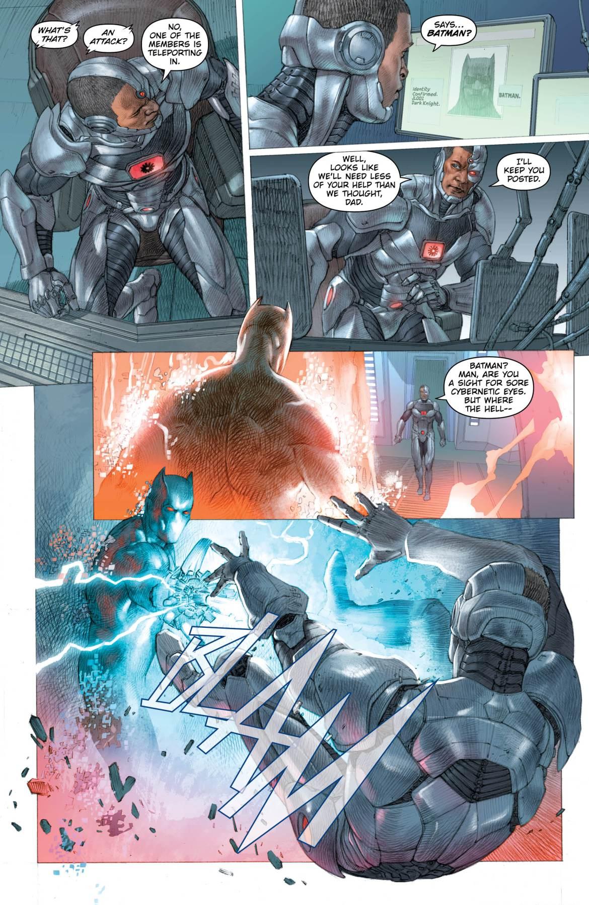 Batman Murder Machine 3 - DC Comics News